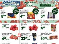 Bulkley Valley Wholesale (Supporting Local) Flyer