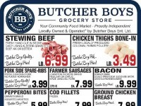 Butcher Boys (Hot Deals) Flyer