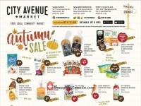City Avenue Market (Autumn Sale) Flyer