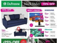 Dufresne (Black Friday) Flyer
