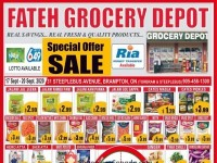 Fateh Grocery Depot (Special Offer) Flyer