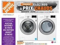 Home Depot (Evenement Electros A Prix Chauds - QC) Flyer