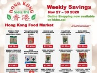 Hong Kong FoodMarket (Weekly Savings) Flyer
