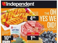 Independent Grocers (North West) Flyer