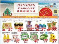Jian Hing Supermarket (Special Offer - Scarborough Store) Flyer