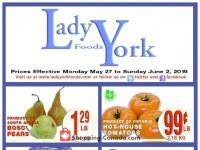 Lady York Foods (Special Offer) Flyer