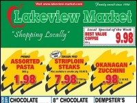 Lakeview Market (Special Offer) Flyer
