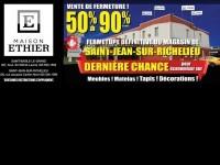 Maison Ethier (Hot Deal) Flyer
