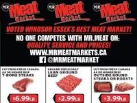 M.R. Meat Market (Hot Deals) Flyer