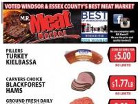 M.R. Meat Market (Special Offer) Flyer