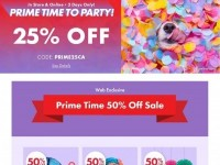 Party City (Hot Offer) Flyer