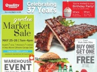 Quality Foods (Special Offer) Flyer
