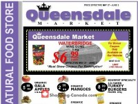 Queensdale Market (Organic and Natural Food Store) Flyer