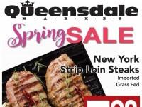 Queensdale Market (Spring Sale) Flyer