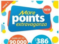 Save-On-Foods (More points Extravaganza - YT) Flyer