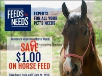 ShurGain Feeds'n Needs (Hot Offer) Flyer