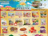 Sunny Foodmart (Super Deal - Etobicoke Store) Flyer