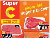 Super C (Super Pas Cher) Flyer