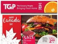 TGP (Happy Canada Day) Flyer