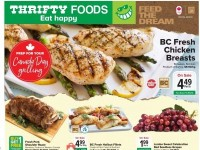Thrifty Foods (Feed The Dream) Flyer