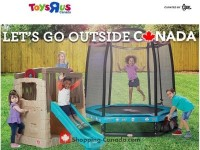 Toys R Us / Babies R Us (Toys - Let's Go outdoor) Flyer
