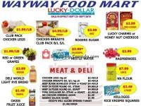 WayWay Food Mart (Special Offer) Flyer
