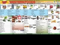 Western Foods (Hot Offer) Flyer