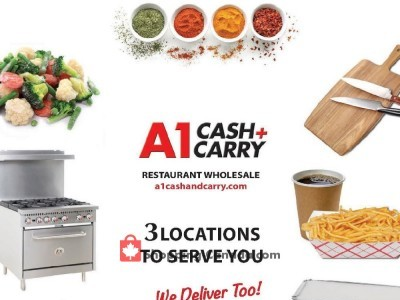 A1 Cash And Carry Flyer Thumbnail