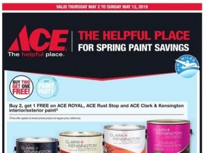 Ace Hardware Flyer Thumbnail