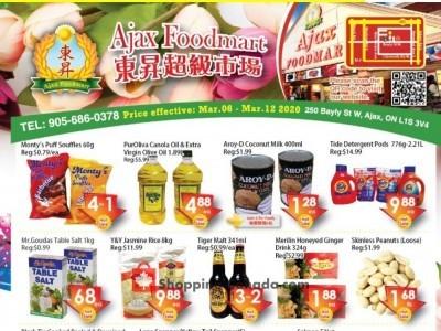 Ajax Foodmart Flyer Thumbnail