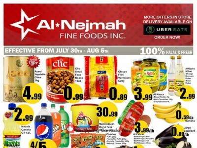 Alnejmah Flyer Thumbnail