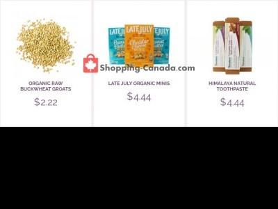 Ambrosia Natural Foods Flyer Thumbnail