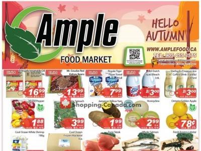 Ample Food Market Flyer Thumbnail