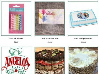 Angelos Italian Bakery & Market Outdated Flyer Thumbnail