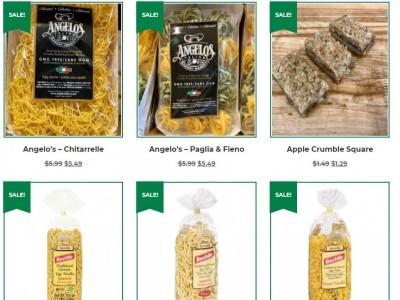 Angelos Italian Bakery & Market Flyer Thumbnail