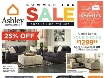Ashley Home Flyer Thumbnail