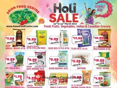 Asian Food Centre Flyer Thumbnail