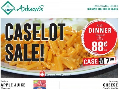 Askews Foods Flyer Thumbnail