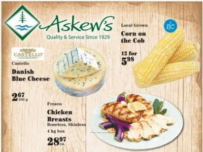 Askews Foods Outdated Flyer Thumbnail
