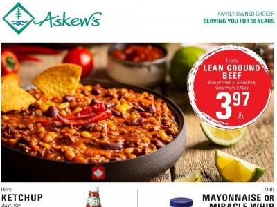 Askews Foods Flyer Thumbnail