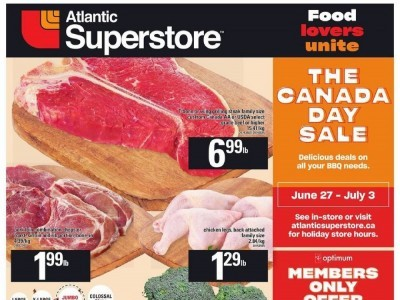Atlantic Superstore Flyer Thumbnail