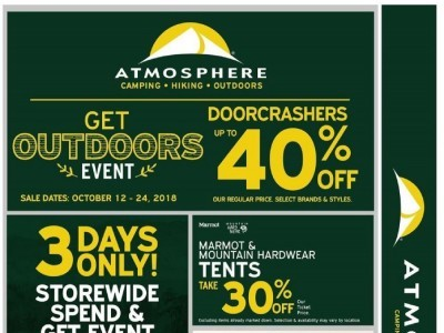 Atmosphere Outdated Flyer Thumbnail