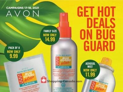 Avon Flyer Thumbnail