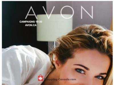 Avon Outdated Flyer Thumbnail