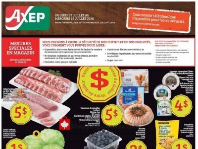 Axep Flyer Thumbnail