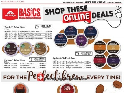 Basics Office Products Flyer Thumbnail