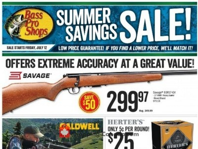 Bass Pro Shops Flyer Thumbnail