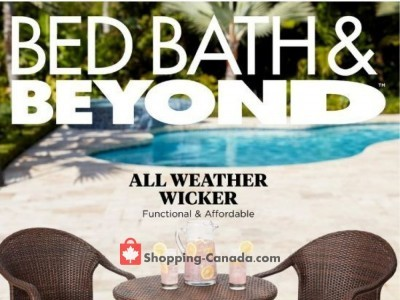 Bed Bath & Beyond Outdated Flyer Thumbnail
