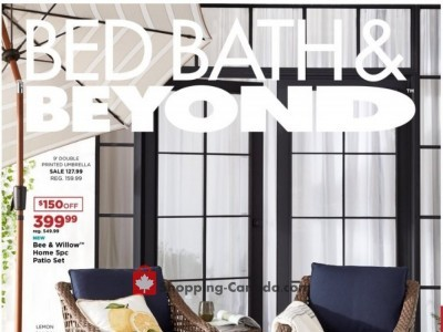 Bed Bath & Beyond Flyer Thumbnail