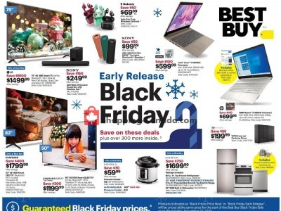 Best Buy Flyer Thumbnail